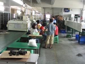 Produkcja promocyjnych karabińczyków
