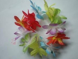 Naszyjniki hawajskie kostiumy