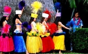 Hawajskie dekoracje