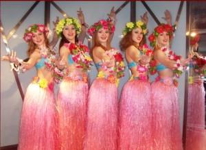 Stroje hawajskie
