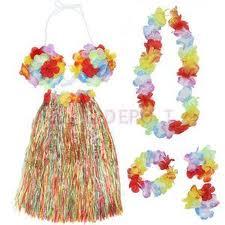 Ozdoby i kwiaty hawajskie