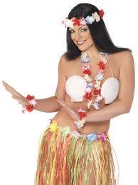 Hawajskie dekoracje i ozdoby